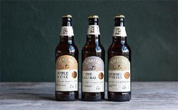 Sandford Orchards introduces new vintage ciders