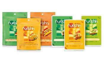 Bel Brands debuts plant-based cheese brand Nurishh