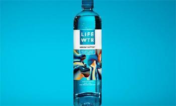 PepsiCo debuts Lifewtr Immune Support in US