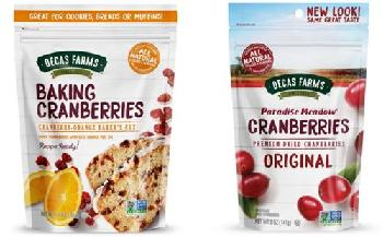 Québec's Fruit d' Or buys Decas Cranberry Products