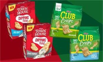 Kellogg's unveils new thin and crispy crackers