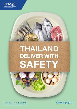 """""""Thailand""""Highlights New Normal Food Production Procedure that Reassures Consumers during COVID-19"""