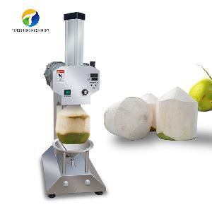 Industrial Philippine coconut peeling machine (TS-P25)