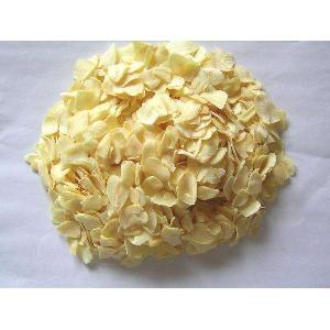Frozen Dried Garlic Flakes