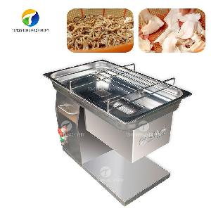 Stainless steel meat cutter machine meat processing machine (QH-50)