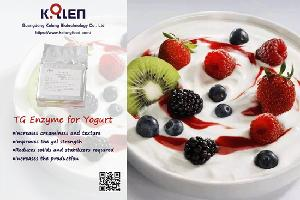Transglutaminase For Yogurt