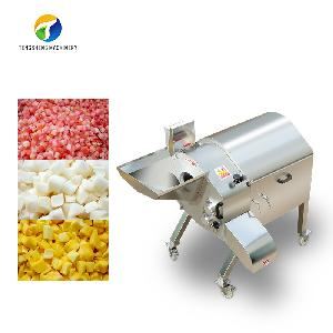 Large commercial  stainless   steel  fruit  cutting   machine  Banana  cutting   machine  (TS-Q180D)