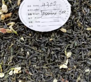 chinese jasmine tea loose leaf tea fannings for tea bag