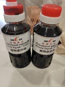 hydrolyzed vegetable protein liquid