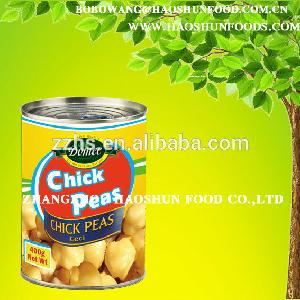 Can(Tinned)Packaging and Tomato Type chick peas canned vegetables beans food
