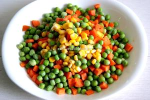 Canned Mixed Vegetables Brands Green Peas Raw Material
