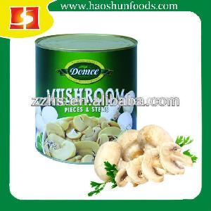 Champignon Mushrooms Canned Sliced Mushrooms Tinned Mushroom
