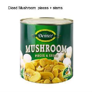 Canned Sliced Mushroom in Brine
