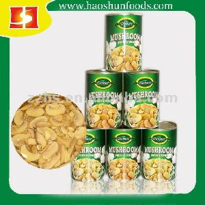 Canned Mushroom Slices from factory directly