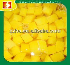 Canned  Yellow   Peach  in  Syrup  (BRC,HACCP, ISO,IFS)