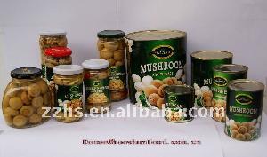 400g canned  sliced   mushroom  in brine