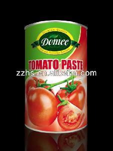 easy open tomato paste