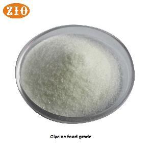 Bulk feed grade glycine price amino acid l-glycine free sample available
