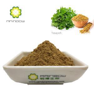 Fenugreek Saponins 50% fenugreek Seed Extract