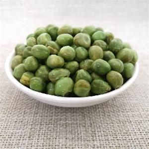 Зеленый горошек здоровое замораживание-высушенные зеленые горохи