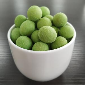 Hot selling cheap wasabi flavour coated peanuts snacks for sale