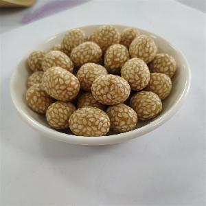 Best Sweet Honey Snacks Peanut Coated With Sesame
