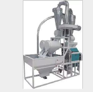 Mini wheat flour mill  and maize corn flour and grits mill
