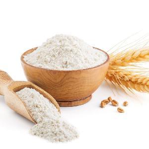 White Natural Wheat Flour