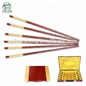 Top Grade japanese high quality dinner set  household  reusable wood chopsticks