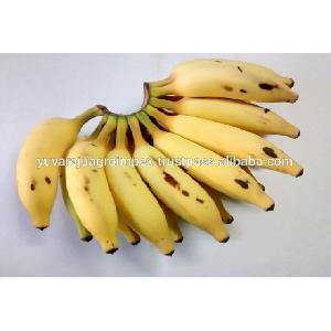 Fresh Yelakki Banana
