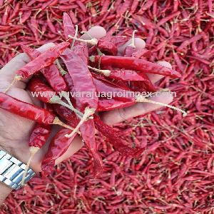 Sannam S4 / Dry Stemless Red Chilli Exporters In India To / South Korea / Japan