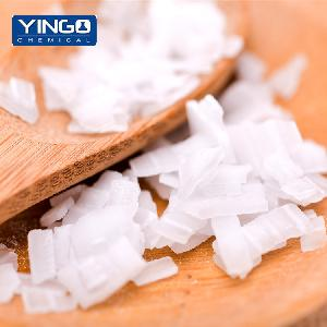 Raw material for soap making  industry   sodium  hydroxide caustic soda flakes powder price chart