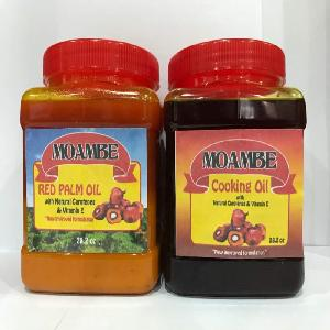 African Red Palm Oil with  Carotene  and  Vitamin