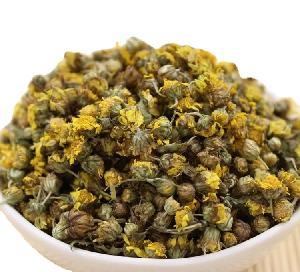 Wholesale Yellow Wild Chrysanthemum Flower for Clean Heat