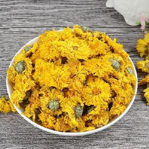 Xiao Huang Ju dry flowers high quality wild Yellow Chrysanthemum for tea