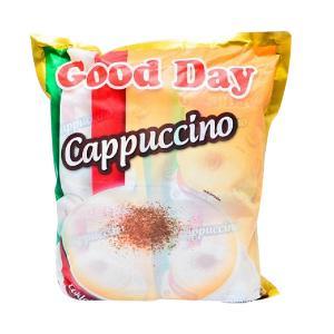 GOOD   DAY  Coffee Powder CAPPUCCINO 6 x 30 x 25gr   Indonesia Origin