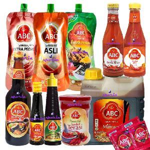 ABC Sweet Soy Sauce / Chili Sauce | Indonesia Origin