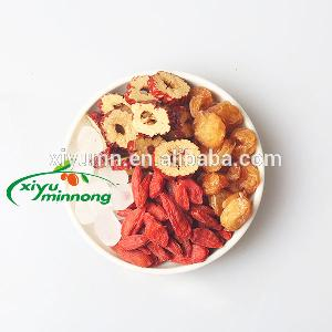 Goji berry and red dates tea /Chinese wolfberry and red  jujube   drink  bulk sale