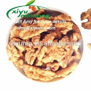 Xinjiang organic walnut kernel price china
