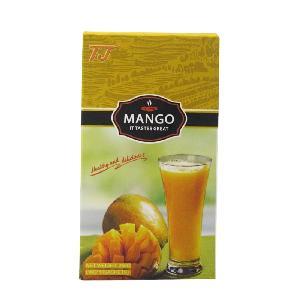 High quality 100% Instant Mango Pulp Powder Sweet Mango Fruit Powder  Mango Instant tea powder