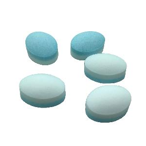Wholesale high quality pure Milk round Tablet candy