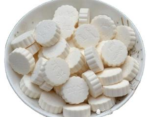 OEM Factory price healthy delicious coconut milk tablet for wholesale
