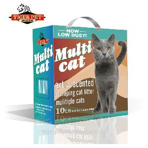 Disposable sifting cat litter box
