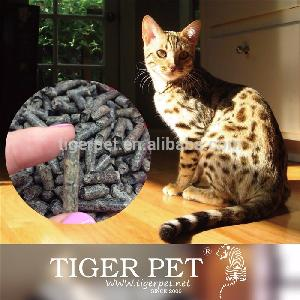 cat litter pine wood pellet