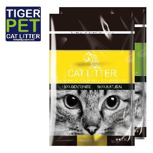 TIGER PET Nature Pets Happy Cat Kitty Litter Bag