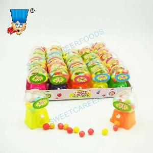 Twist  Machine  With Colorful Fruit Flavor Toy Candy Sweets