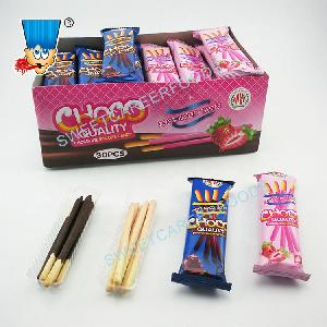 Chocolate Coated  Stick   Biscuit  Confectionery