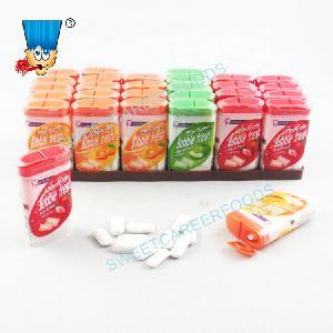 Xylitol Fruit Flavor Bubble Gum