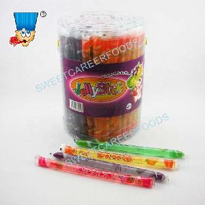 Mix Fruit Flavor Jelly Stick Candy Sweets
