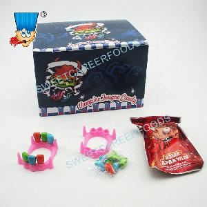 Tooth Fruity Sweet Pressed Toy Candy